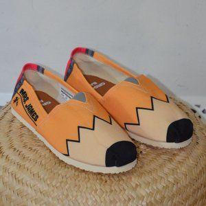 Groove Bag Mrs. James Canvas Pencil Shoes
